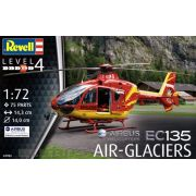 Airbus Helicopters EC135 Air-Glaciers - 1/72 - Revell 04986
