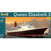 Queen Elizabeth 2 - 1/1200 - Revell 05806
