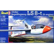 Motoplanador LS 8-t com motor - 1/32 - Revell 04273