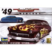 Mercury Custom Coupe 1949 - 1/25 - 85-2860