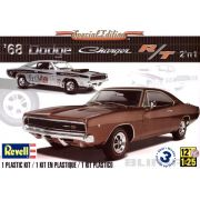Dodge Charger 1968 R/T - 1/25 - Revell 85-4202