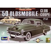 Oldsmobile Club Coupe 1950 2'n1 - 1/25 - Revell 85-4254