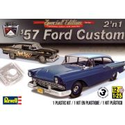 Ford Custom 1957 2'n1 - 1/25 - Revell 85-4283