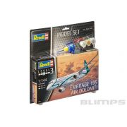 Model Set Embraer 195 Air Dolomiti - 1/144 - Revell 64884