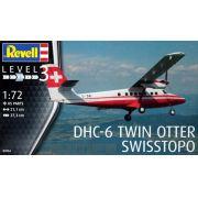 DHC-6 Twin Otter Swisstopo - 1/72 - Revell 03954