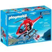 Playmobil City Action - Helicóptero de Combate a Incêndio - 5617