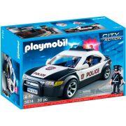 Playmobil City Action - Carro de Polícia - 5614