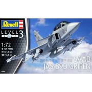 Saab JAS-39D Gripen Twin Seater - 1/72 - Revell 03956