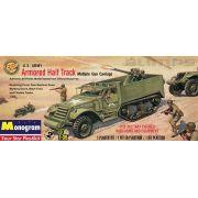 Monogram Armored Half Track - 1/35 - Revell 85-0034