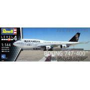 Boeing 747-400 Iron Maiden - 1/144 - Revell 04950