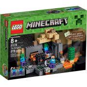 Lego Minicraft - A Masmorra - 21119