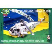 Sikorsky SH-3 Sea King / Marinha do Brasil - 1/32 - GIIC