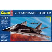 F-117A Stealth Fighter - 1/144 - Revell 04037