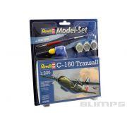 Model-Set C-160 Transall - 1/220 - Revell 63998