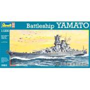 Couraçado Yamato - 1/1200 - Revell 05813