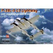 P-38L-5-L0 Lightning - 1/72 - HobbyBoss 80284