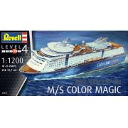 M/S Color Magic - 1/1200 - Revell 05818