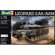 Leopard 2 A6/A6M - 1/72 - Revell 03180