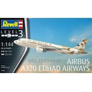 Airbus A320 Etihad Airways - 1/144 - Revell 03968