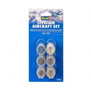 Civilian Aircraft Set - Revell 39072