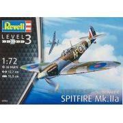 Supermarine Spitfire Mk.IIa - 1/72 - Revell 03953