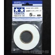 Fita adesiva para curvas (Masking Tape) 5 mm - Tamiya 87179
