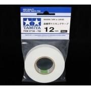 Fita adesiva para curvas (Masking Tape) 12 mm - Tamiya 87184