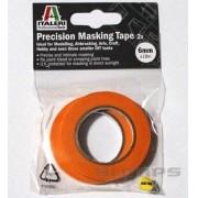 Masking Tape - 6 mm X 18 m (2 rolos) - Italeri 50827
