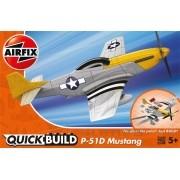 Quick Build P-51D Mustang - Airfix J6016