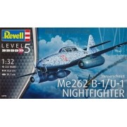 Messerschmitt Me262 B-1/U-1 Nightfighter - 1/32 - Revell 04995