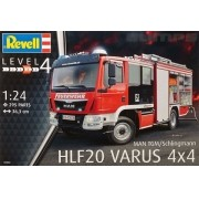 MAN TGM/Schlingmann HLF 20 VARUS 4x4 - 1/24 - Revell 07452