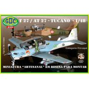 Embraer T-27 Tucano - 1/48 - GIIC