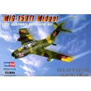 Mikoyan-Gurevich MIG-15UTI Midget - 1/72 - HobbyBoss 80262
