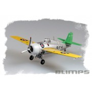 Grumman F4F-4 Wildcat - 1/72 - Easy Model 37247