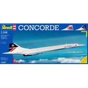 Concorde British Airways - 1/144 - Revell 04257