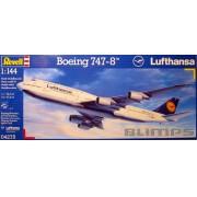Boeing 747-8 Lufthansa - 1/144 - Revell 04275