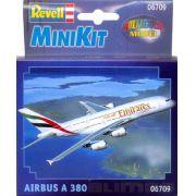 Minikit Airbus A380 Emirates - Revell 06709