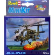 Minikit AH-64 Apache - Revell 06704