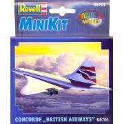 Minikit Concorde British Airways - Revell 06701
