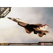 F-16C Thunderbirds - 1/72 - Academy 12429