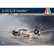 A-26 A/B Invader - 1/72 - Italeri 1274