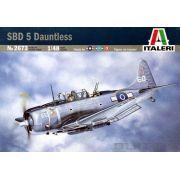 SBD 5 Dauntless - 1/48 - Italeri 2673