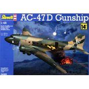 Douglas AC-47D Gunship - 1/48 - Revell 04926