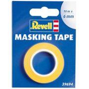 Fita adesiva para máscara de pintura (Masking Tape) - 6 mm - Revell 39694