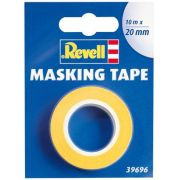 Fita adesiva para máscara de pintura (Masking Tape) - 20 mm - Revell 39696