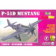 SnapTite P-51D Mustang - 1/72 - Revell 85-1374