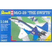 "MiG-29 ""The Swifts"" - 1/144 - Revell 04007"