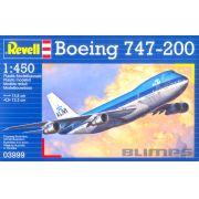 Boeing 747-200 - 1/450 - Revell 03999