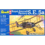 Royal Aircraft Factory S.E.5a - 1/72 - Revell 04061