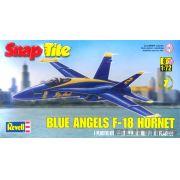 SnapTite Blue Angels F-18 Hornet - 1/72 - Revell 85-1185